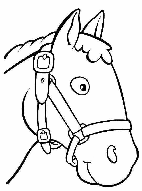 Molde de caballo de palo - Imagui